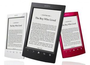 Sony больше не будет производить электронные книги
