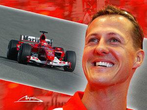 Врач медштаба Формулы-1 предсказал Шумахеру скорую смерть