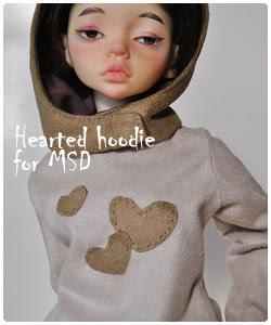 MSD hoodie