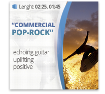 Commercial Pop Rock