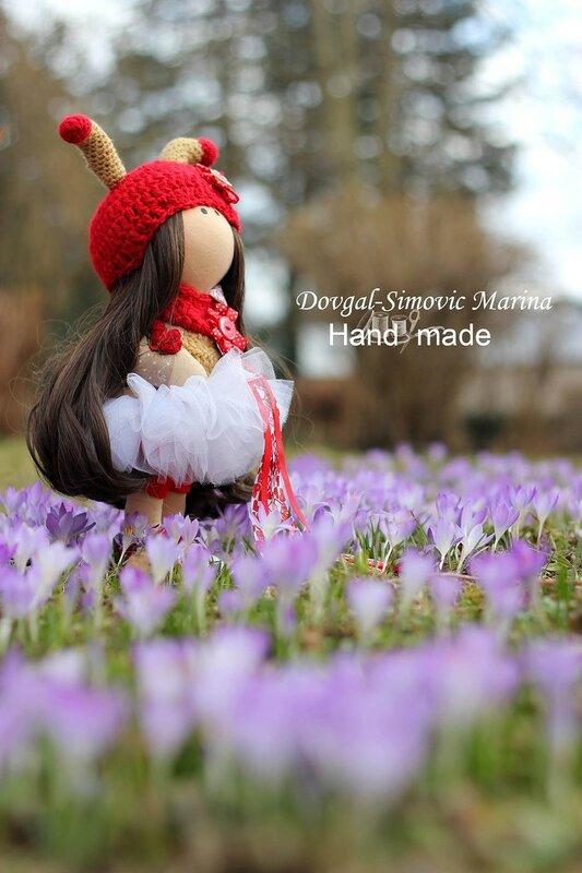 куклы Марины Довгаль, Черногория