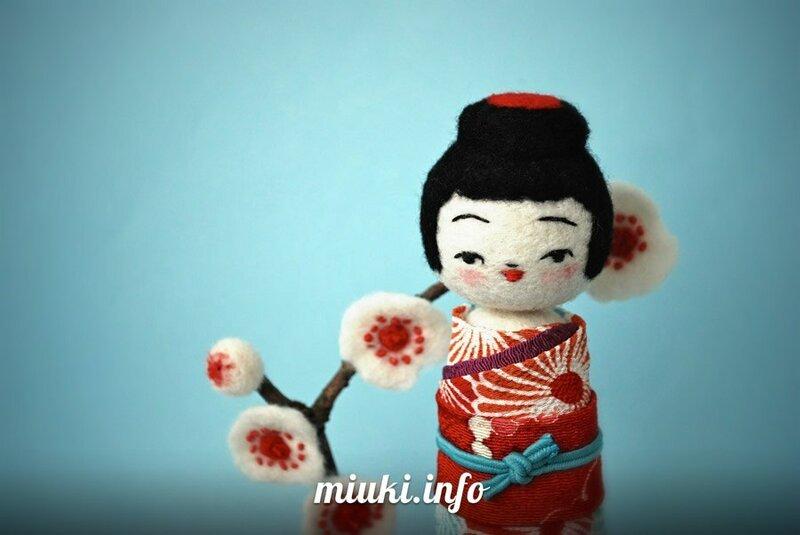 Тэримен — тканевая скульптура в миниатюре