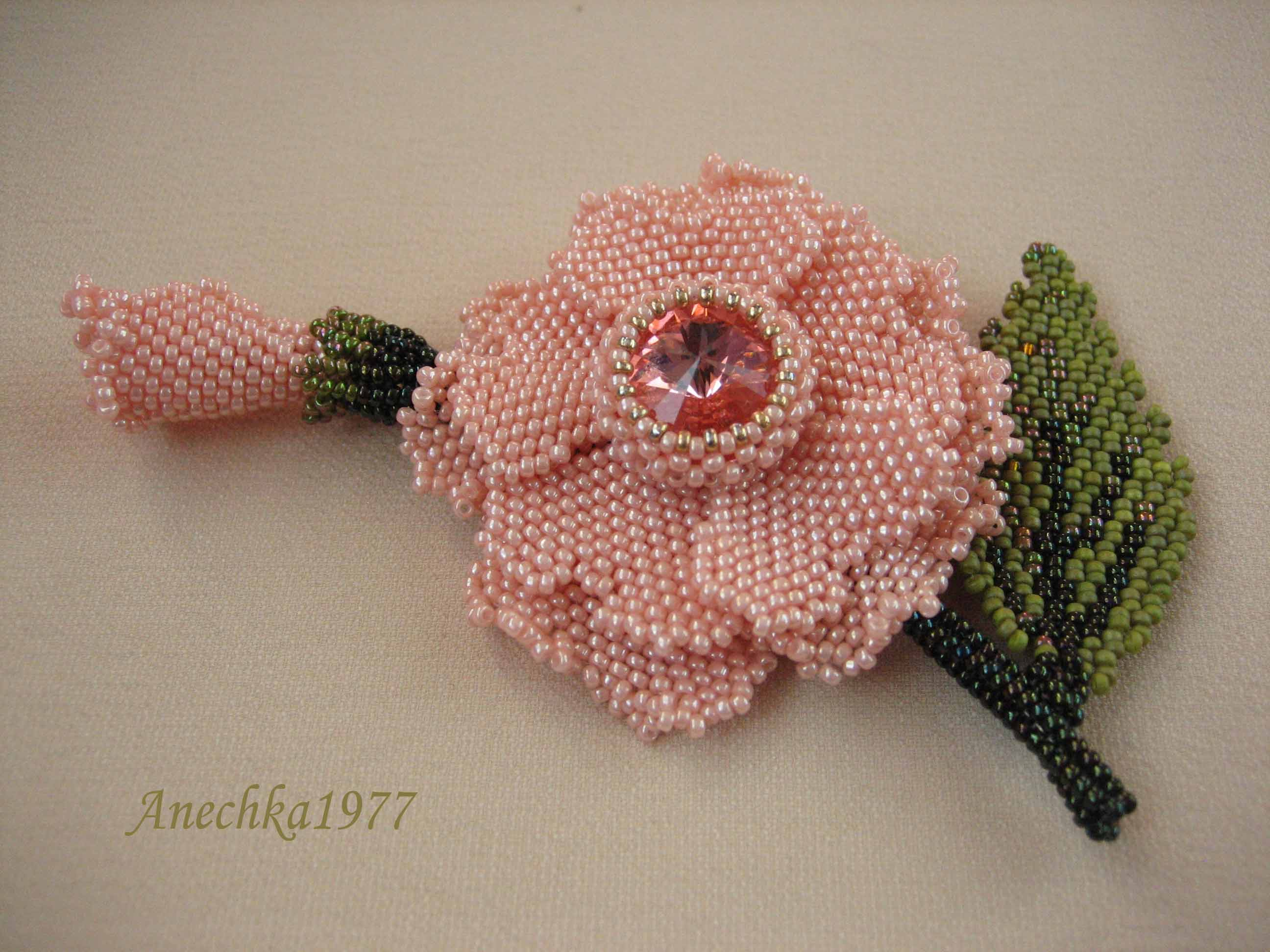 anechka1977 розовый шиповник