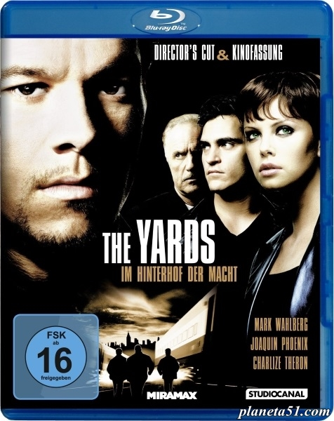 Ярды / The Yards (2000/HDRip)