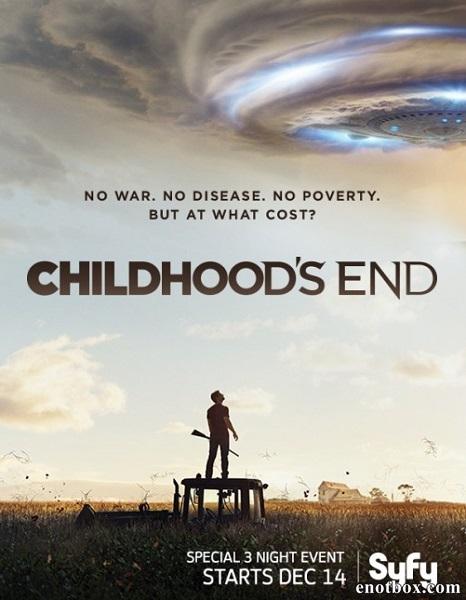 Конец детства / Childhood's End - Полный 1 сезон [2015, WEB-DLRip | WEB-DL 1080p] (Baibako)
