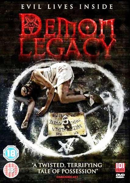 Наследие демона / See How They Run / Demon Legacy (2014) WEB-DL 1080p + WEB-DLRip