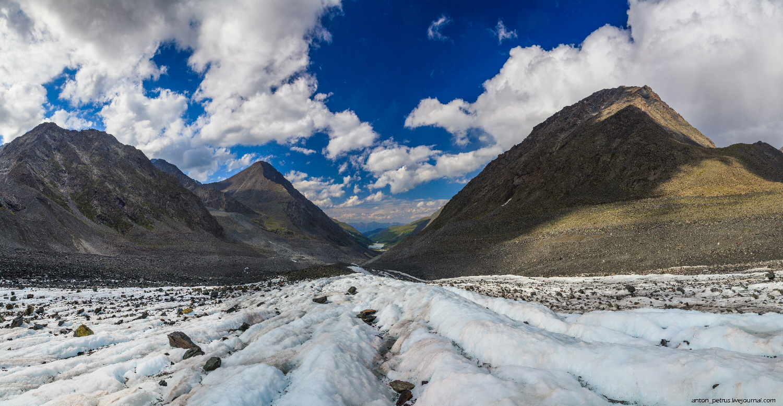 Аккемский ледник