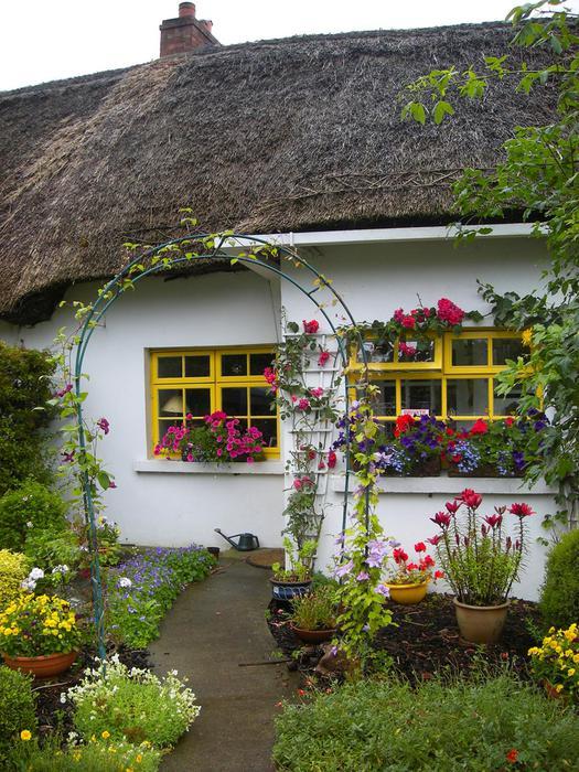 Адэр, самая красивая деревня Ирландии 0 10cf88 628b8bc6 orig