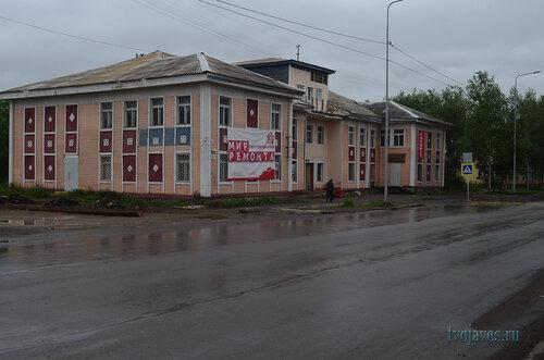 Фото города Инта №7124  Северо-восточный угол Кирова 21 24.08.2014_11:54