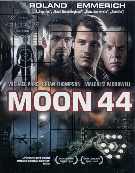 Луна 44 / Moon 44 (1989/BDRip/HDRip)