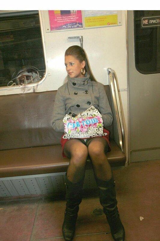 под юбкой в метро ру стало понятно