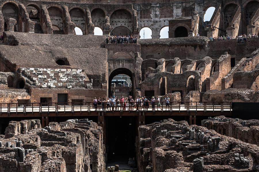 Италия, Рим, Колизей