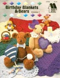 Журнал Birthday Blankets & Bears Volume 1 №87B68 1993
