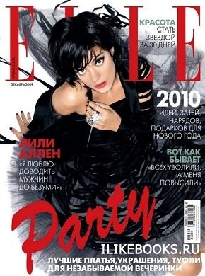 Журнал ELLE №12 (декабрь 2009 / Россия)