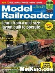 Журнал Model Railroader - July 2015