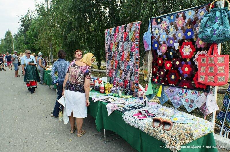Фестиваль дедушек и город мастеров, Саратов, Национальная деревня, 23 августа 2014 года