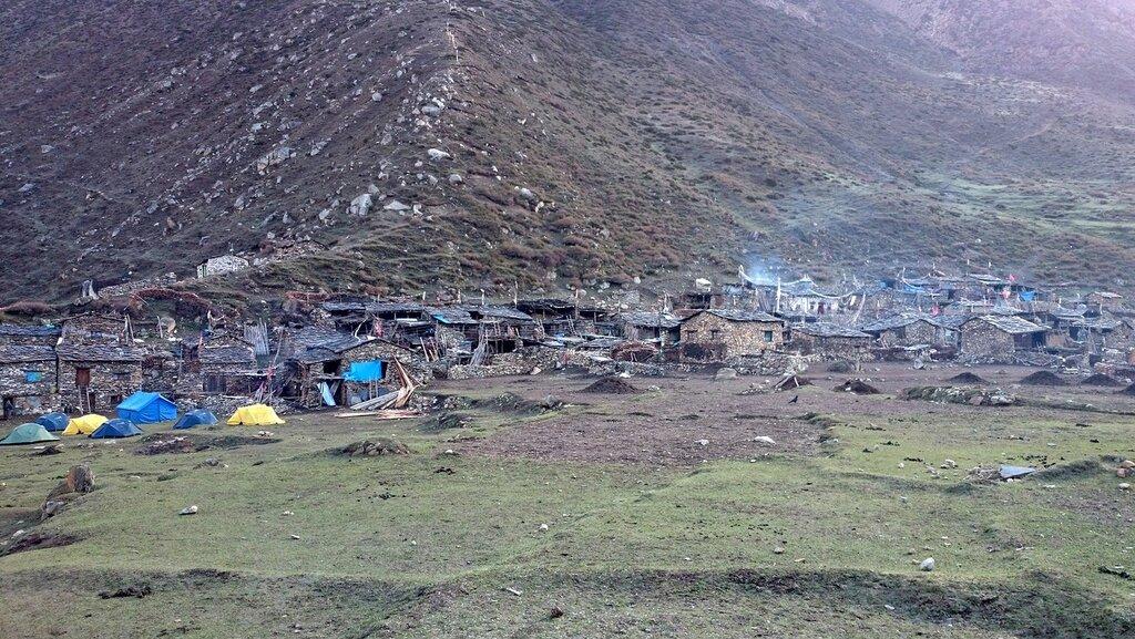 tsum, nepal