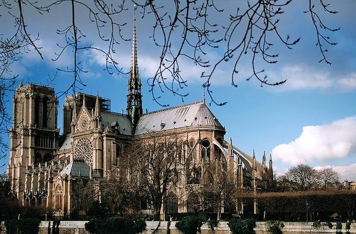 Божественная архитектура