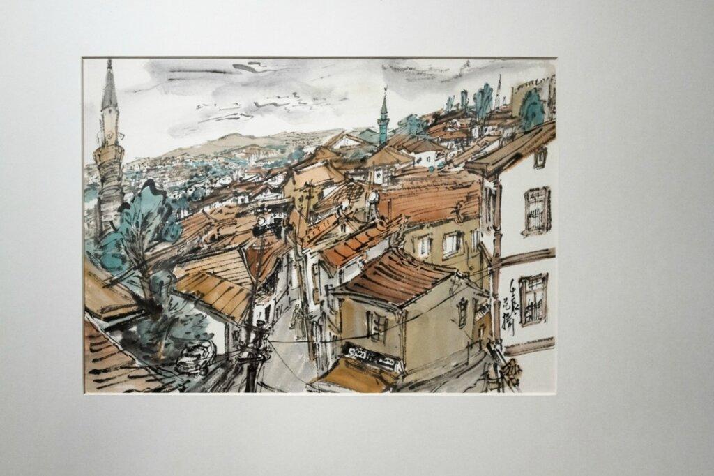 Фань Ян. Старая турецкая деревня