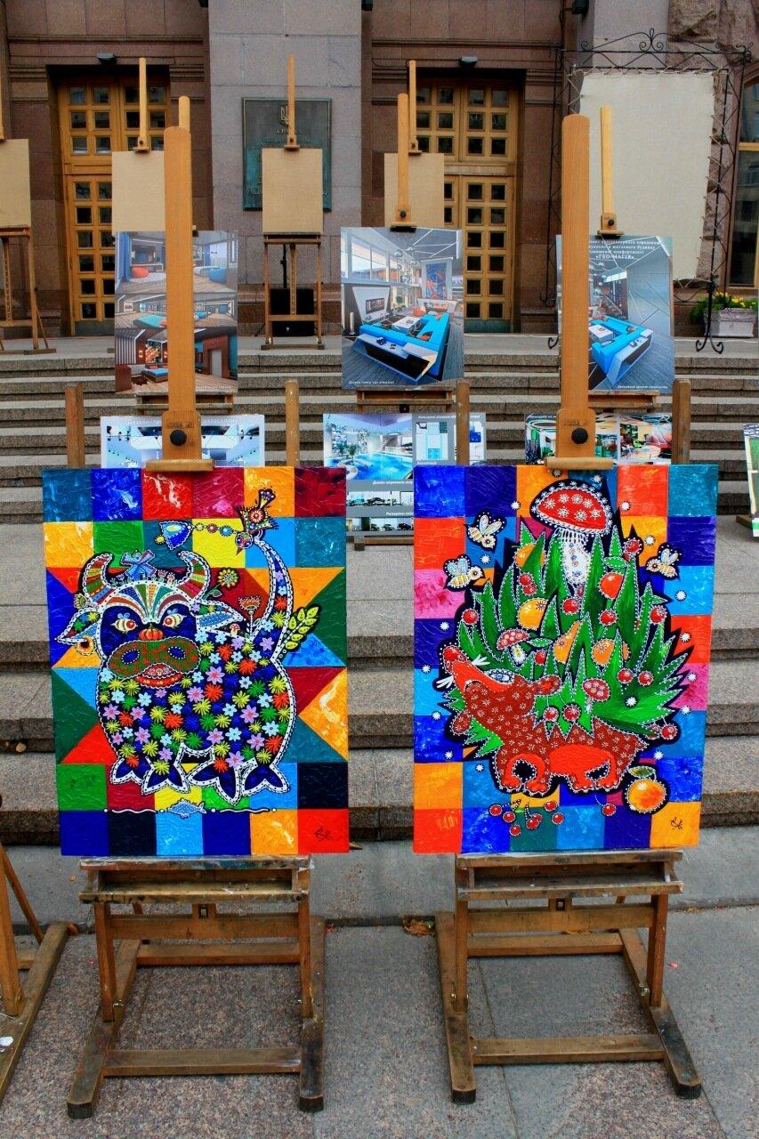 Украинская живопись