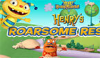 ���� ����� ���������� ����� �������� (Henry's Roarsome Day)