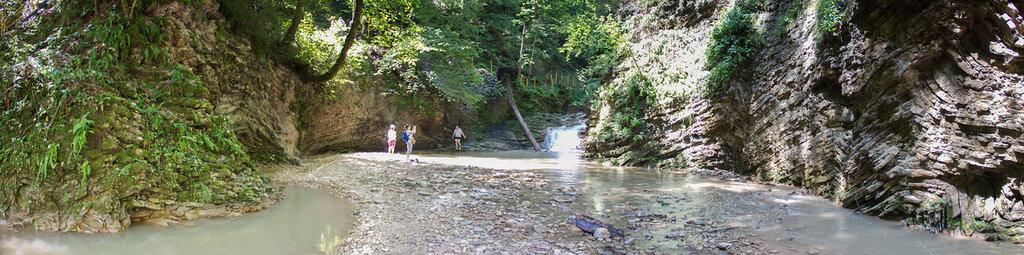 Адыгея 2014. Водопады Руфабго.jpg