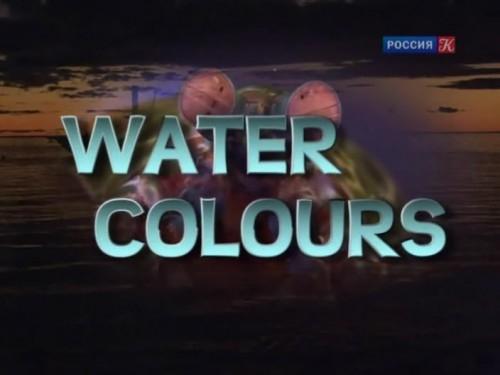 Краски воды