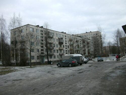 ул. Веры Слуцкой 89к4