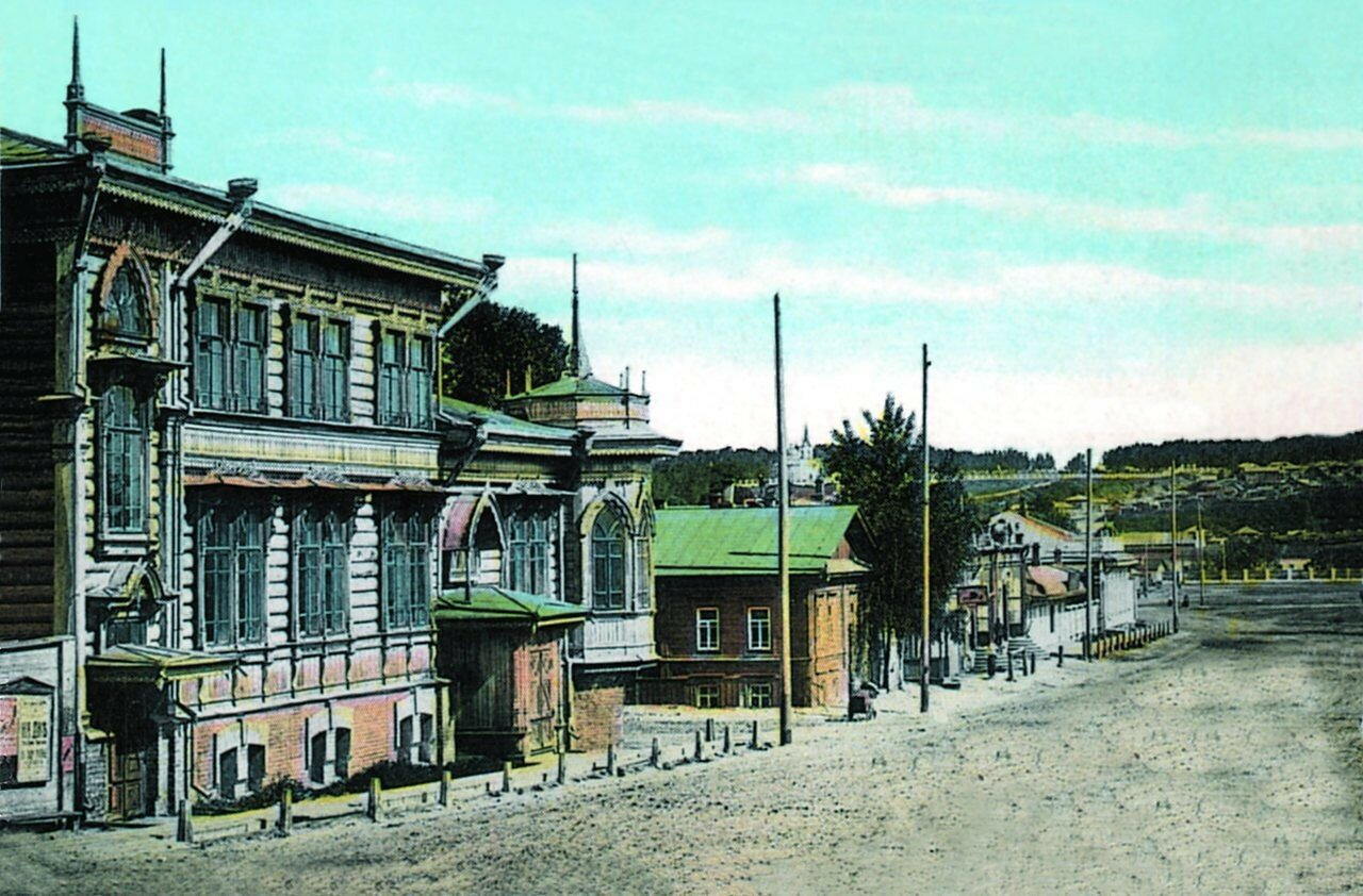 Гимназия Будкевич. Конюшенный переулок