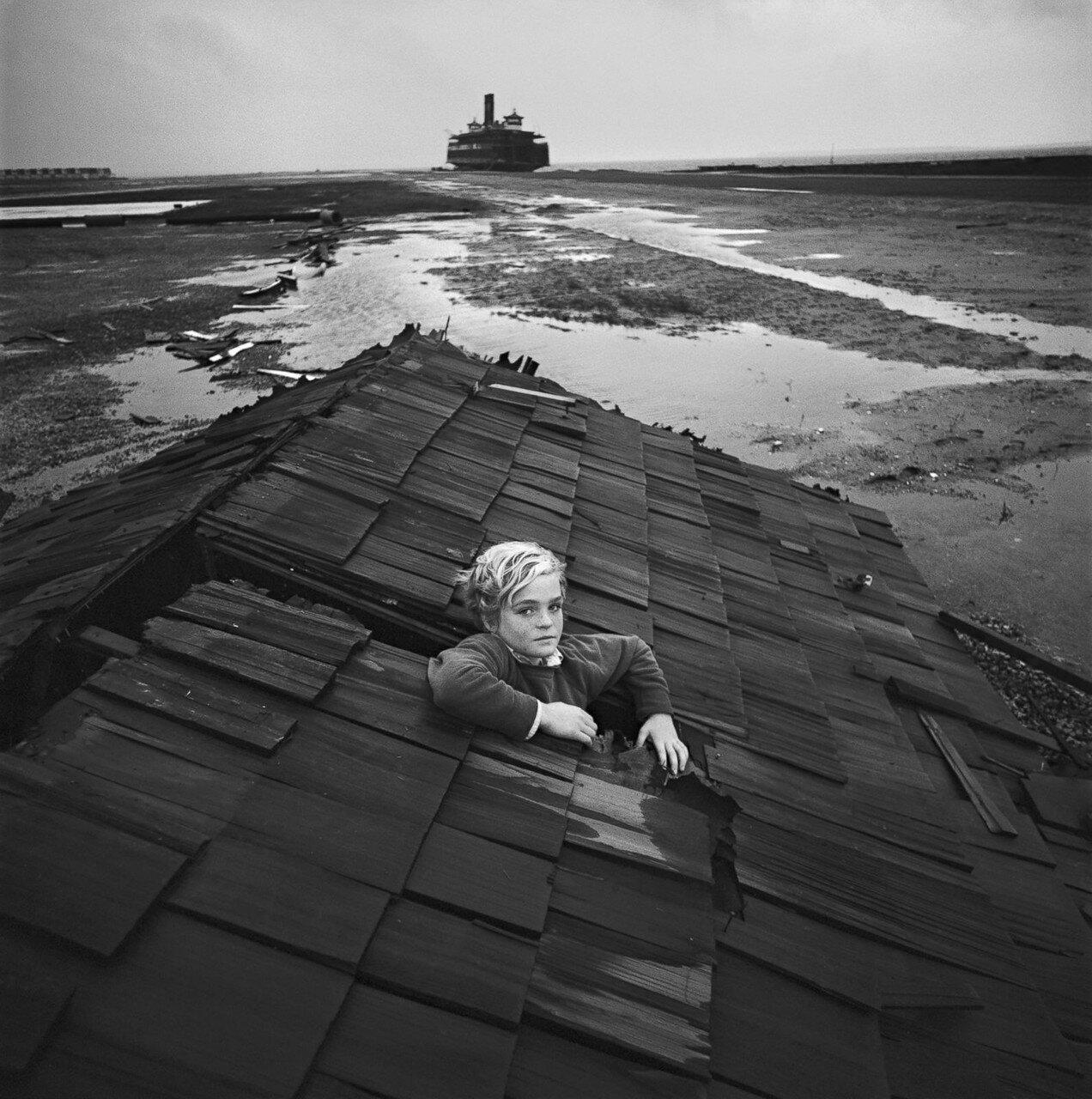 1970. Сон о наводнении, Оушен-Сити