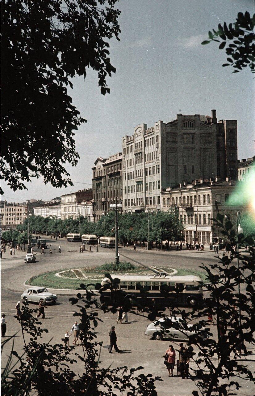 Площадь Сталина