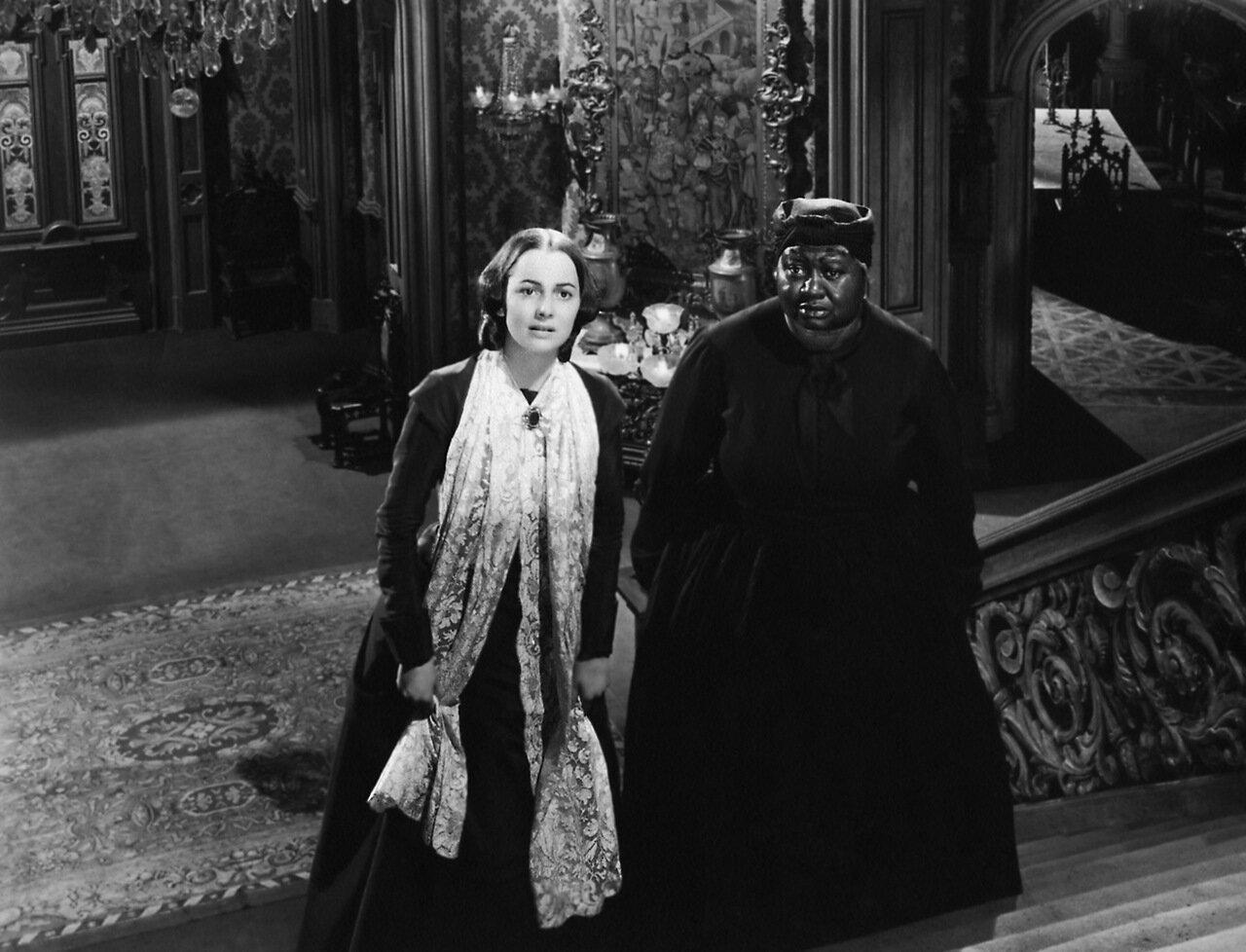 olivia de havilland & hattie mcdaniel - gone with the wind 1939