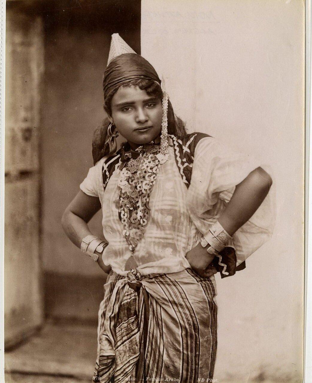 Тунис, Арабская девушка