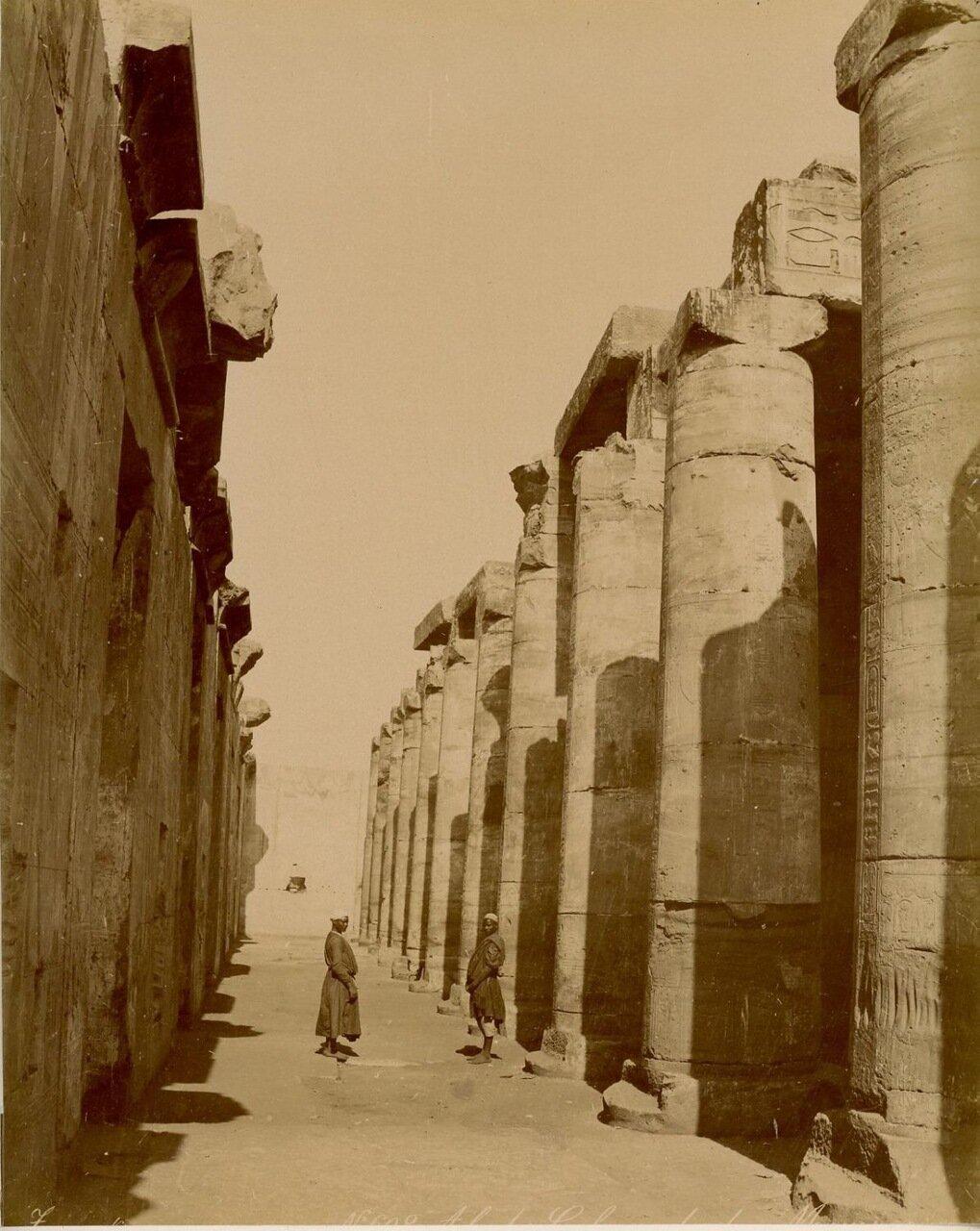 Абидос. 1880-е.