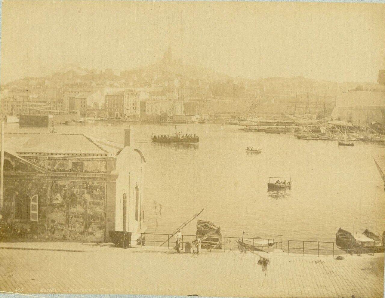 Панорама порта
