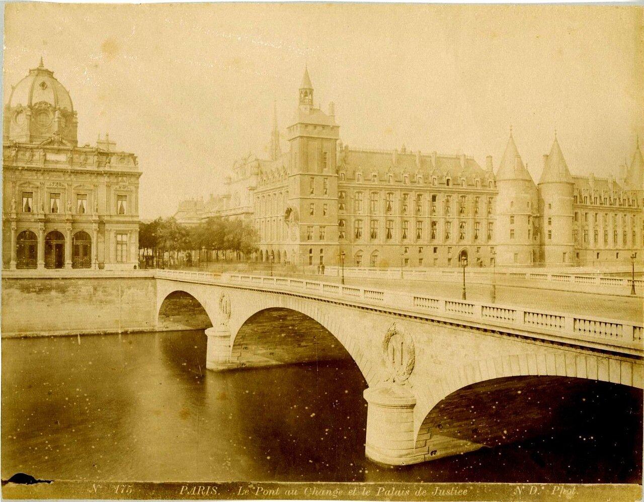 Мост и Дворец Правосудия