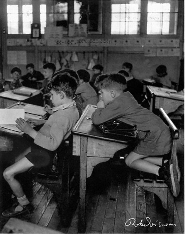 1956. Подглядывание