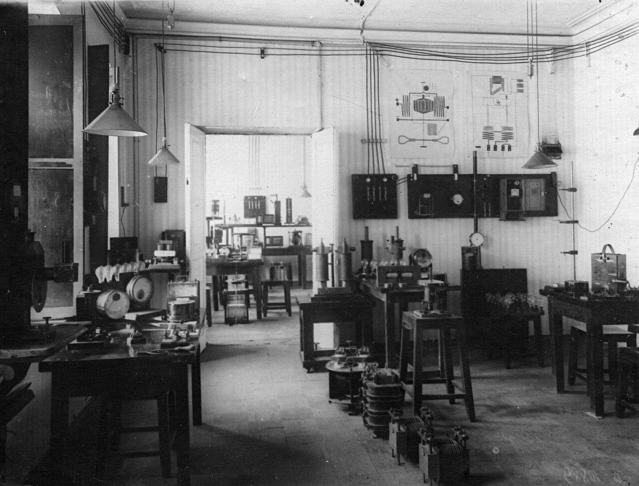 08. Общий вид телеграфной лаборатории