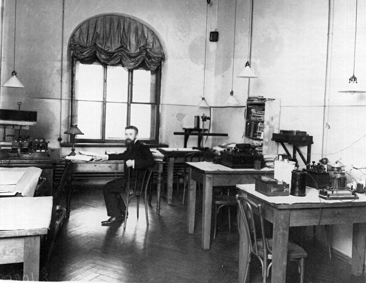 31. Электрохимический кабинет