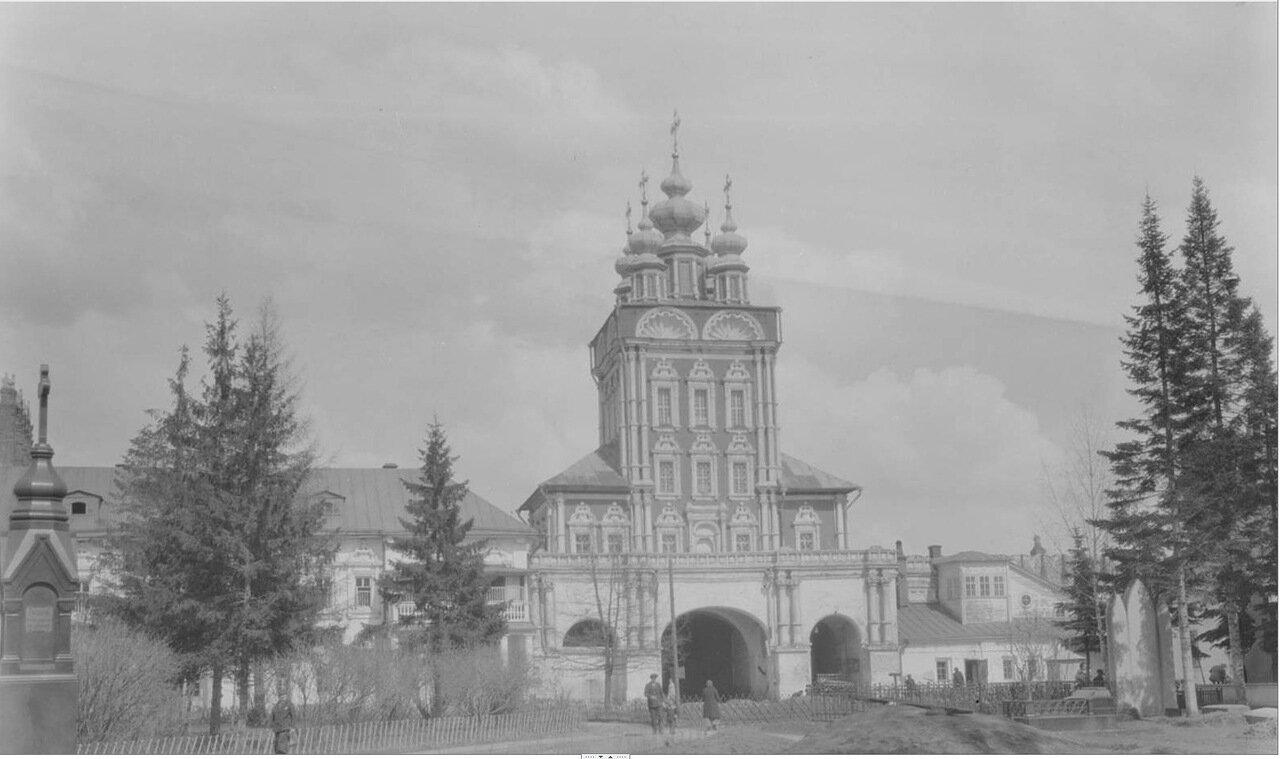 35. Новодевичий монастырь