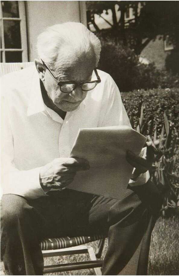 1968. Герберт Маркузе (философ)