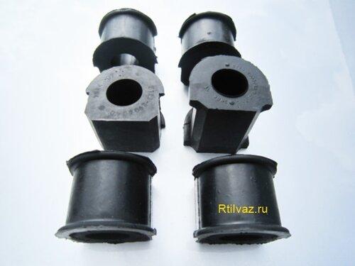 Замена втулки стабилизатора ваз 2123