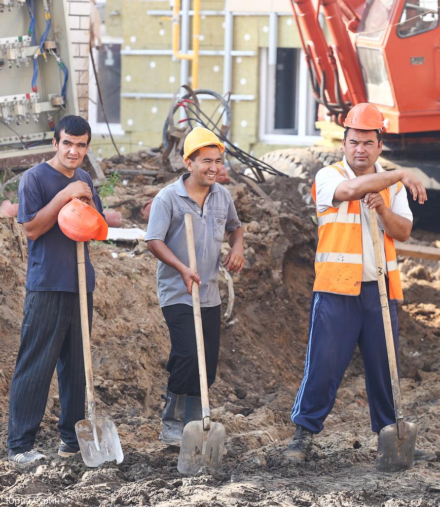 Люди труда, Тверь, рабочие