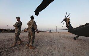 70% военных США против введения войск в Ирак