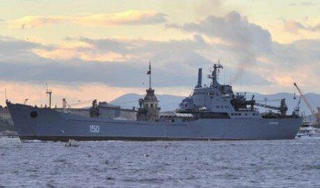 Турция в своих портах задержала 27 российских кораблей