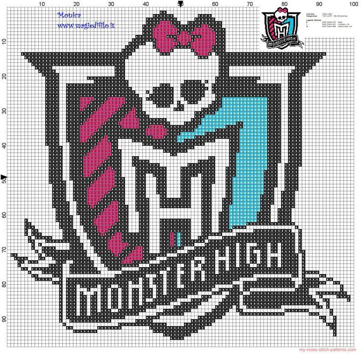 Monster High [Монстр Хай] (на