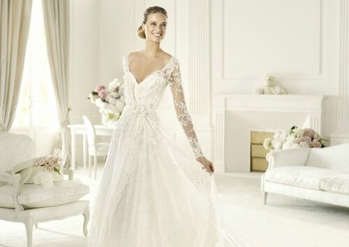 Свадебное платье: что сейчас модно?