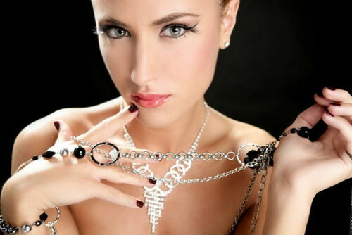 Украшения для формирования женского образа