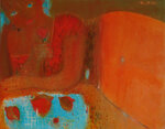 """Киска"", х., м. 80x100 2008"