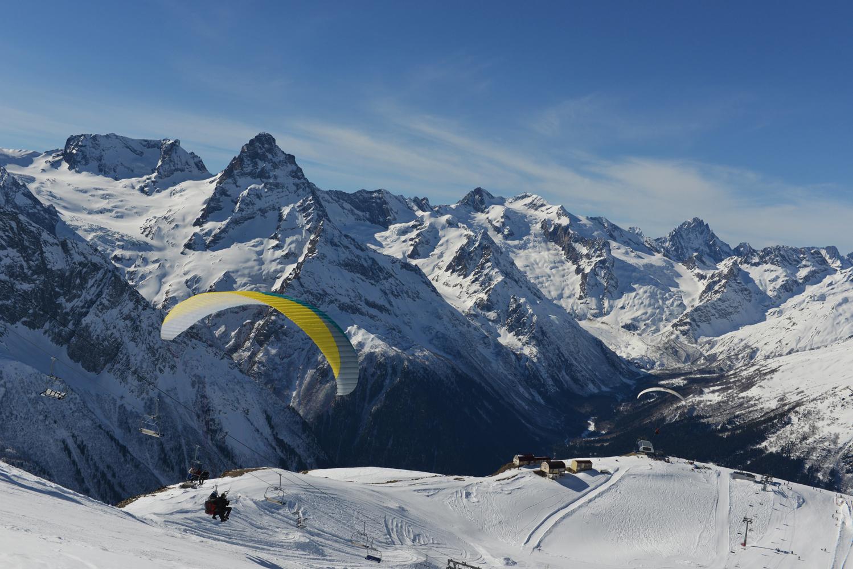 Взлететь выше гор